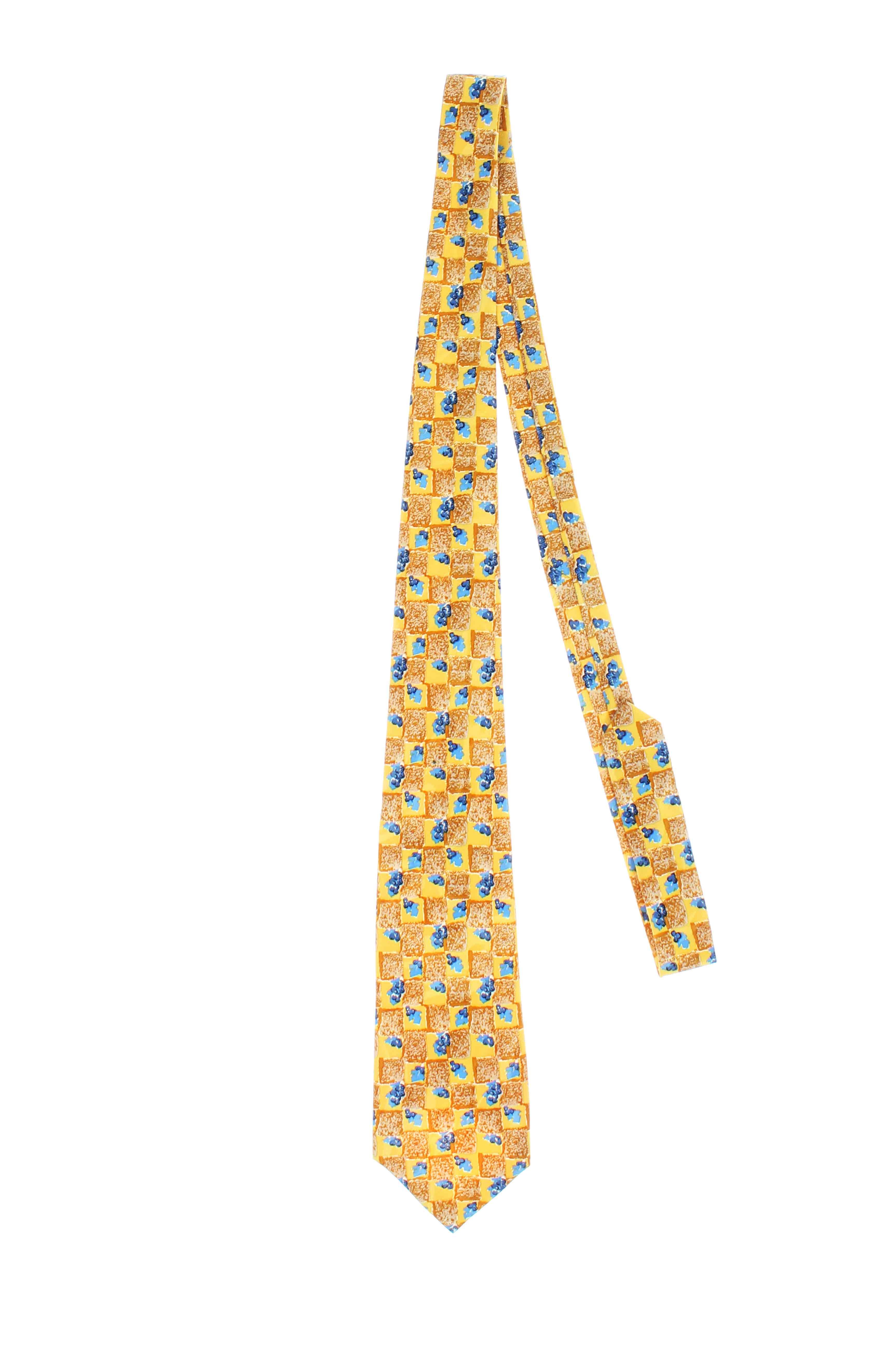 fibre cravate de luxe cravates homme de couleur jaune en soldes pas cher 803763 jaune0 modz. Black Bedroom Furniture Sets. Home Design Ideas
