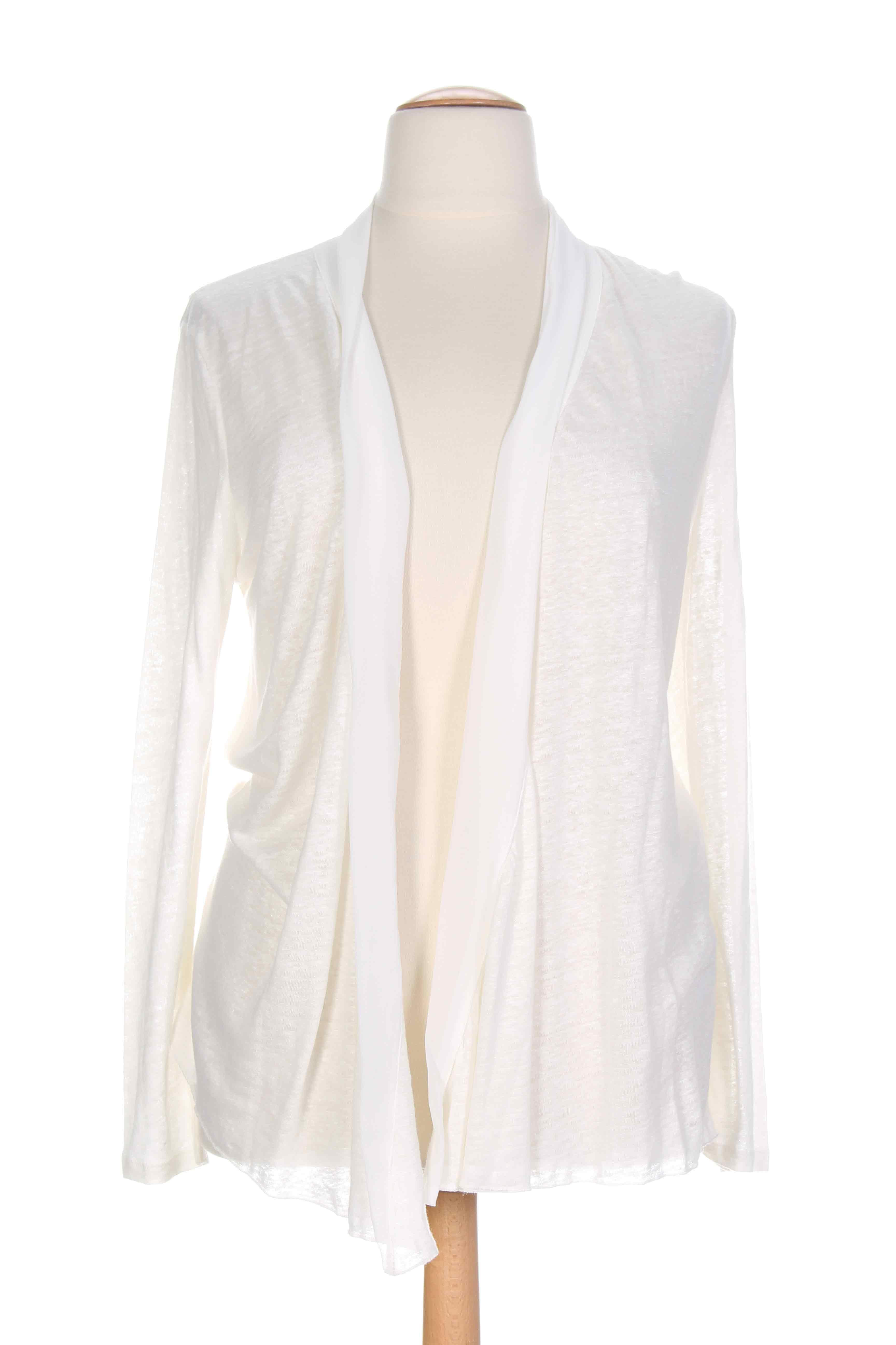 La fee maraboutee cardigans femme de couleur blanc en soldes pas cher 871806 - Fee maraboutee soldes ...